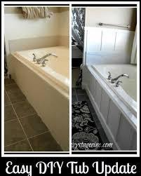 How To Paint An Old Bathtub 13 Creative Bathroom Organization And Diy Solutions 3 Bathtubs