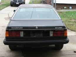 1985 maserati biturbo for sale 1985 maserati biturbo 1uzfe transplant retro rides