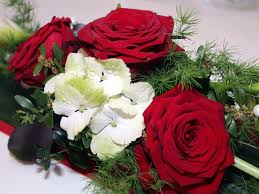 Hotel Flower Decoration Christmas Flower Arranging Demonstrations At Best Western The
