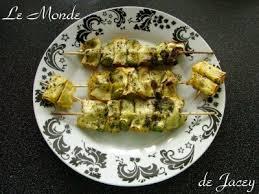 tunesische küche zucchini gurken spieße le monde de jacey tunesische küche