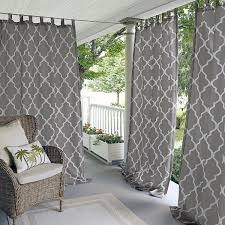 tab top curtains for the elegance