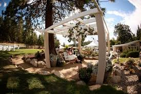 wedding venues spokane spokane wedding venue bigelow arbors