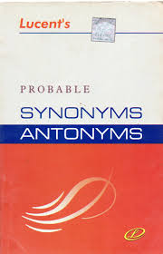 amazon in buy lucent u0027 u0027s probable synonyms antonyms book online at
