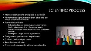 nature of science lab safety scientific process make