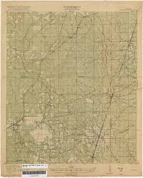 Map Of Ocala Fl Florida Historical Topographic Maps Perry Castañeda Map