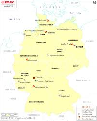Map Of Belgium And Germany Airports And Map Of Belgium Evenakliyat Biz