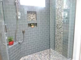 Tile Showers For Small Bathrooms Walk In Tile Shower Designs Glassnyc Co