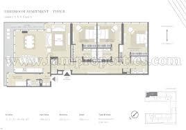 200 Sq Ft Apartment Floor Plan by Floor Plans City Walk Jumeirah By Meraas
