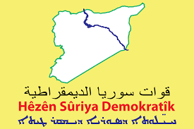 Meaning Of The Rebel Flag Syrian Democratic Forces Wikipedia