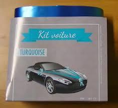 kit deco voiture mariage kit déco voiture mariage turquoise decors et vous