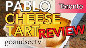 pablo cheese tarts review should you go toronto canada travel