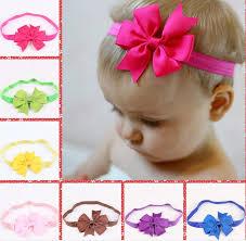 hair bows for babies boutique hair bows baby hair headband big ribbon bows baby