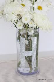 Mason Jar Vases Wedding Wedding Ideas 3 Vases For Flowers The Country Chic Cottage