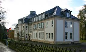 Klinik Bad Salzungen Herzogin Charlotte Augenheilanstalt Spätere Chirurgie Haus Ii