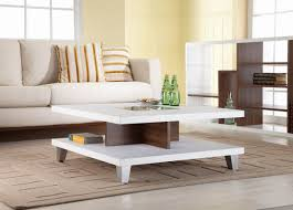 cool wood coffee tables impressive home design