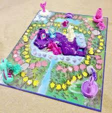 Barbie Room Game - 1994 the white unicorn board game dream games the barbie room