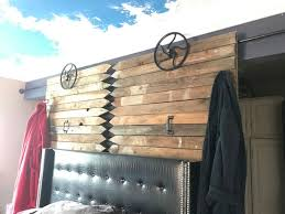 Pictures Of Old Barn Doors Barn Doors Out Of Up Cycled Picket Fence 4 Steps With Pictures
