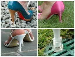 wedding shoes for grass outdoor wedding shoe guards no more heels sinking in the grass