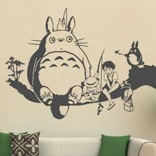Totoro Home Decor by Compare Prices On Totoro Wall Decor Online Shopping Buy Low Price