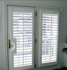 Patio Doors With Blinds Inside Enchanting Doors With Blinds Inside Gocontrol Info