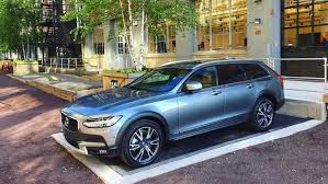 2017 volvo semi the 2017 volvo v90 cross country review a wagon done right the