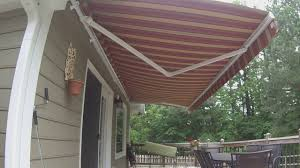 20 Ft Retractable Awning Eclipse Retractable Awning Awnings For Less Inc Youtube