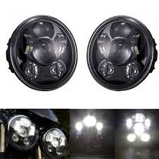 led lights for motorcycle for sale 5 3 4 5 75inch 45w dc12 30v 4000lm motorcycle headlight led l