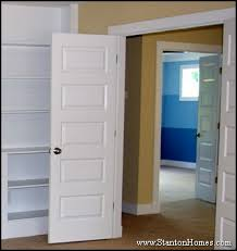 Five Panel Interior Door Top 5 New Home Door Styles An Inside Look At Home Design