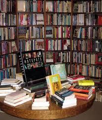 the dusty bookshelf home