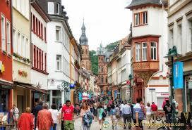 Shopping In Germany Shopping In Heidelberg Heidelberg Shops Heidelberg Germany