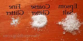 epsom salt vs table salt epsom salt glitter epsom salt vs table salt 6 kizi100 games com