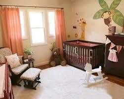 Jungle Curtains For Nursery Jungle Animal Nursery Decor Houzz