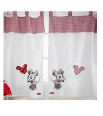 baby bedding sets red minnie mouse curtains baby nursery bedding