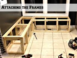 bench how to build a window bench seat amazing build bench seat