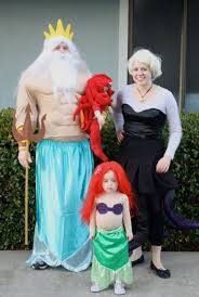Mermaid Halloween Costume Kids 17 Group Halloween Costumes Family Halloween Costume Ideas