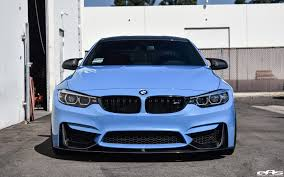 bmw m4 slammed yas marina blue bmw m4 gets subtle upgrades by at european auto source