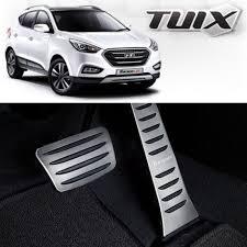 hyundai tucson kit tuix sports pedal kit for hyundai tucson ix ix35 2010 15 mnr