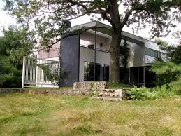 file gropius house lincoln massachusetts view from side rear