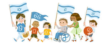 israel google independence day 2014