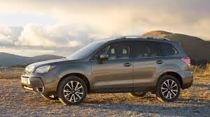 subaru forester 2018 review 2018 subaru forester gets free safety tech boost