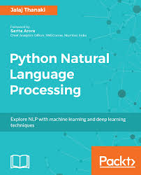 python natural language processing packt books