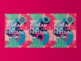 korean design project k the korean film festival 2016 on behance