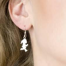 boy earrings boy or girl sterling silver earrings for by tales from the
