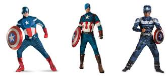 Captain America Halloween Costumes Superhero Halloween Costumes Season