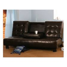 Sofa Beds New York York Faux Leather Sofa Bed