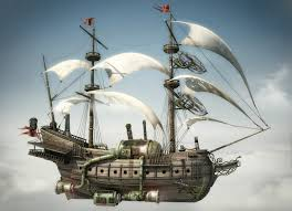 pirate sail wallpapers 399 best imagination sailing space u0026 air ships images on