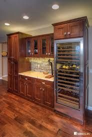 knotty alder cabinets kitchen traditional with baseboards