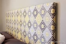 easy diy headboard 40 easy diy headboard ideas for a stylish bedroom