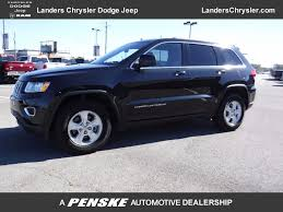 jeep chrysler 2016 2016 used jeep grand cherokee laredo 1 owner at landers chrysler