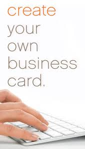 Design Your Own Business Cards Business Cards With Vertical Designs By 123print